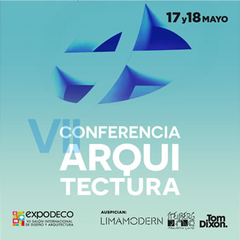 Conferencia de arquitectura