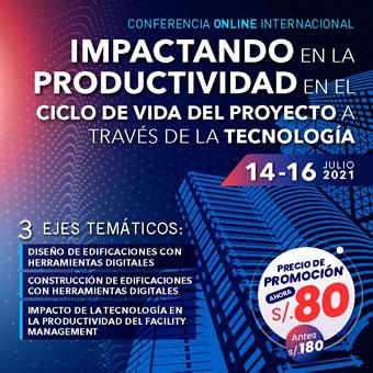 Conferencias ExpoCONSTRUCTIVO 2021