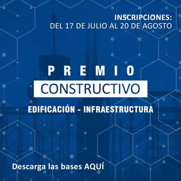 Premio CONSTRUCTIVO