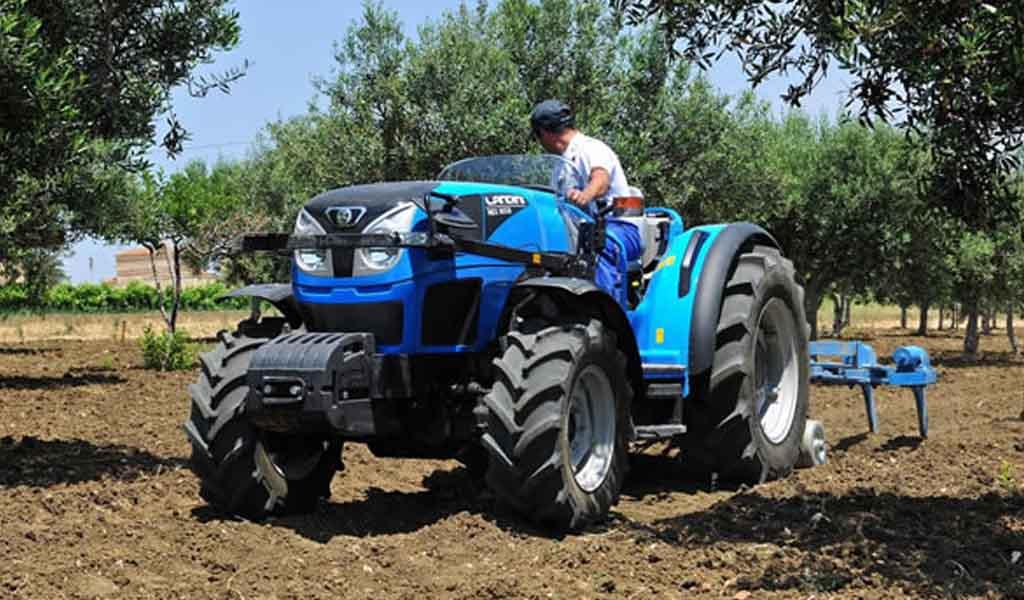 Derco Maq es el nuevo representante exclusivo de la marca italiana de tractores Landini