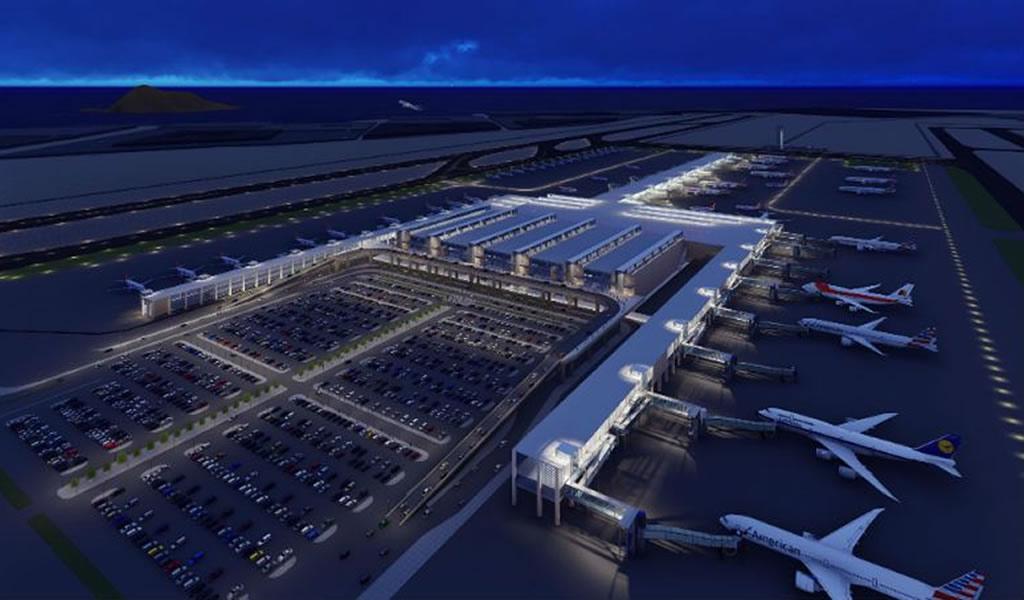Nuevo Aeropuerto Jorge Chávez: proceso de licitación inicia con 03 empresas pre-seleccionadas para su construcción