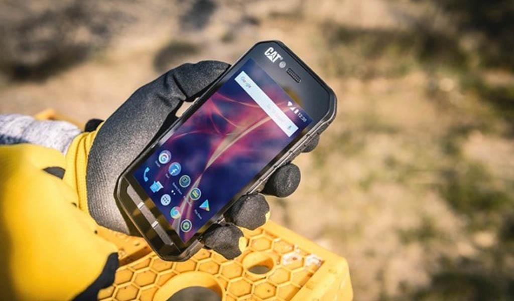 El smartphone resistente Cat S41 ahora está disponible en los EE.UU.