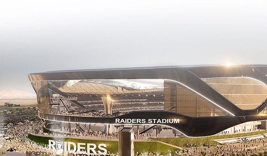 Inicia construcción de nuevo estadio de Las Vegas