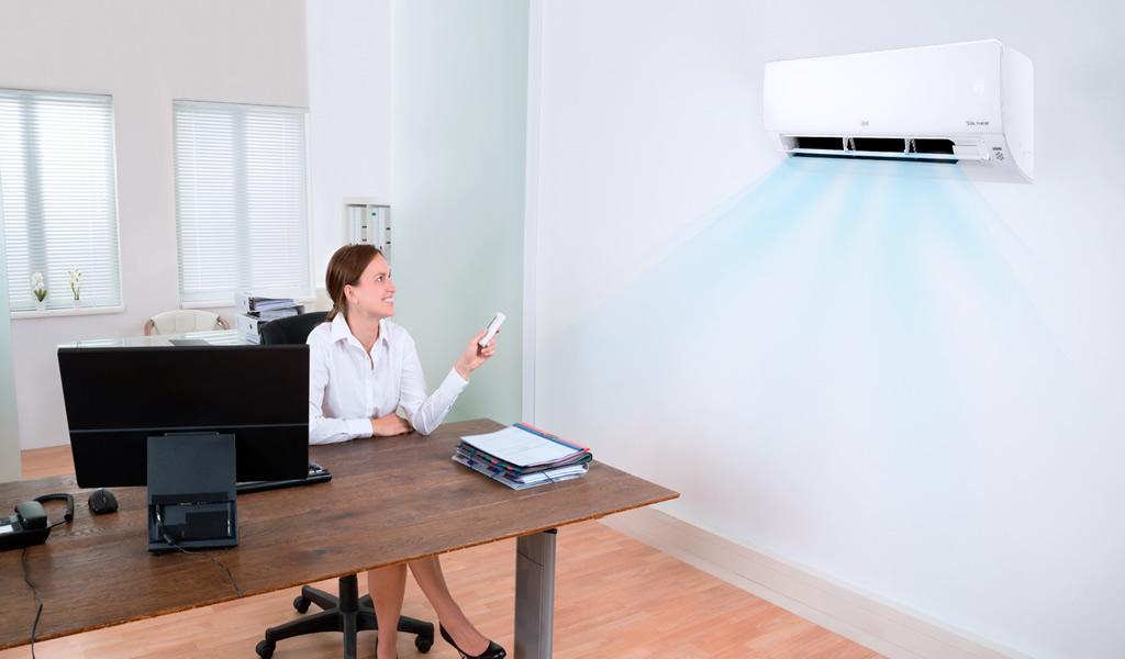 Tips para mantener la climatización adecuada en la oficina