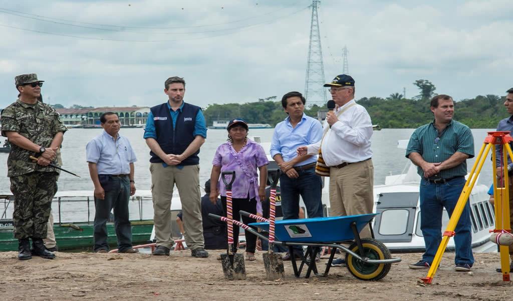 Consorcio Mota-Engil-Incot-Cosapi inicia construcción de puente Nanay, que será el más largo del Perú