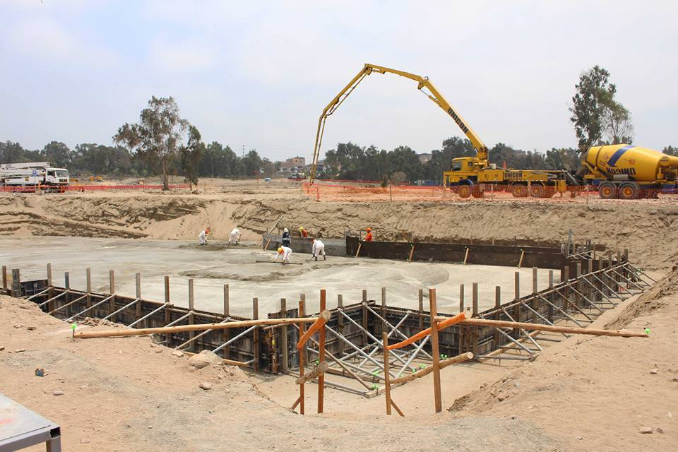 Registran avances de la Villa Panamericana Lima 2019
