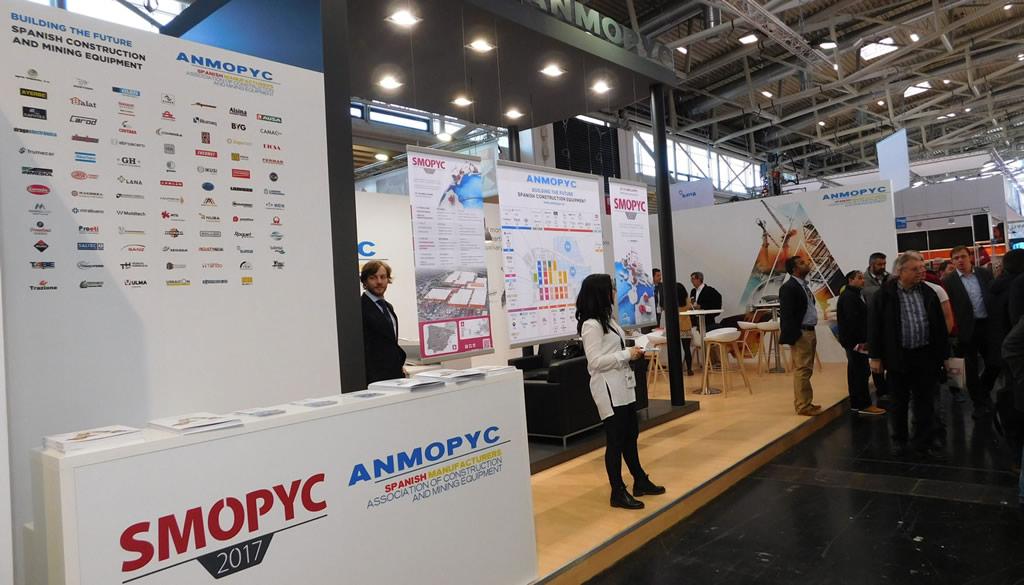 ANMOPYC participará en Excon India 2017