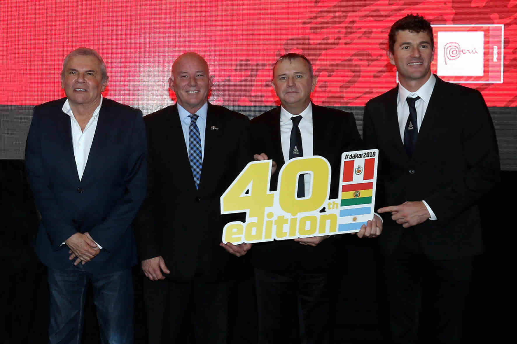 PECSA será auspiciador y abastecerá de combustible a los 1,041 vehículos del Rally Dakar 2018