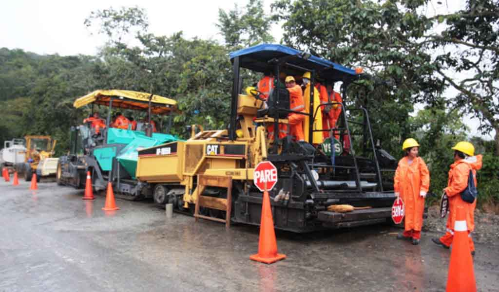 MTC cede S/ 260 millones a comunas para obras de infraestructura vial