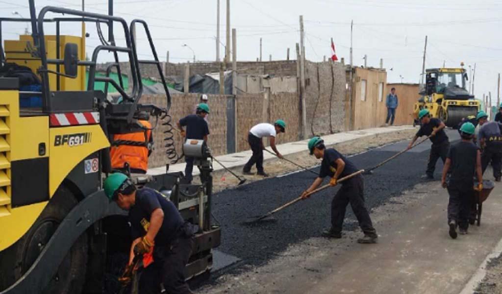 Perú: Inversión pública alcanza crecimiento de 15.9% en noviembre