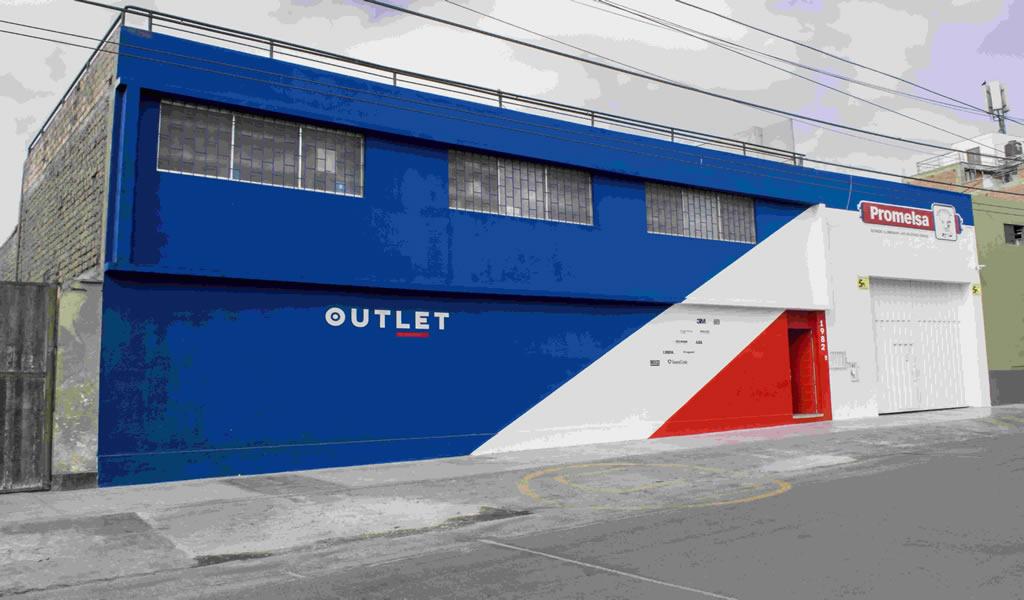 Primer outlet especializado en productos eléctricos es inaugurado en Perú
