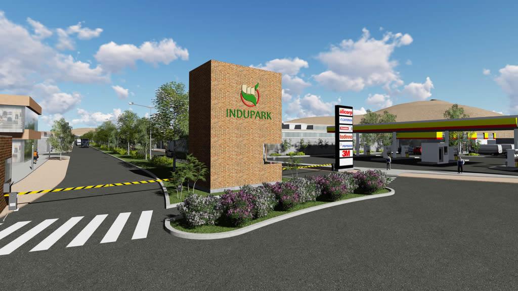 Ampliación de Indupark se concretará en el segundo semestre 2018