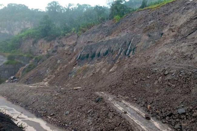 Estudios geológicos definirán construcción de nueva vía a Barrancabermeja