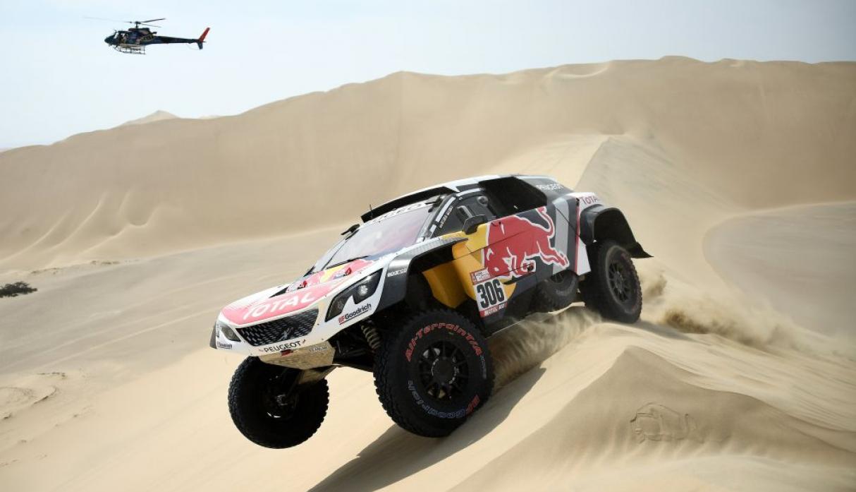 Se necesitan más de 2 mil galones de combustible para correr el Rally más peligroso del mundo