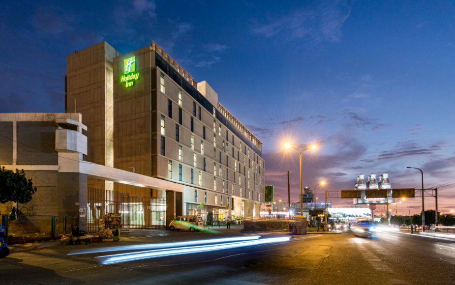 Así es por dentro el hotel Holiday Inn ubicado en el Centro Aéreo Comercial del Callao