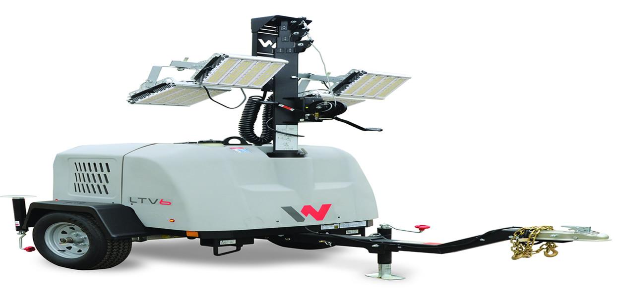 Wacker Neuson lanza en el mercado latinoamericano su nuevo modelo de torres de iluminación