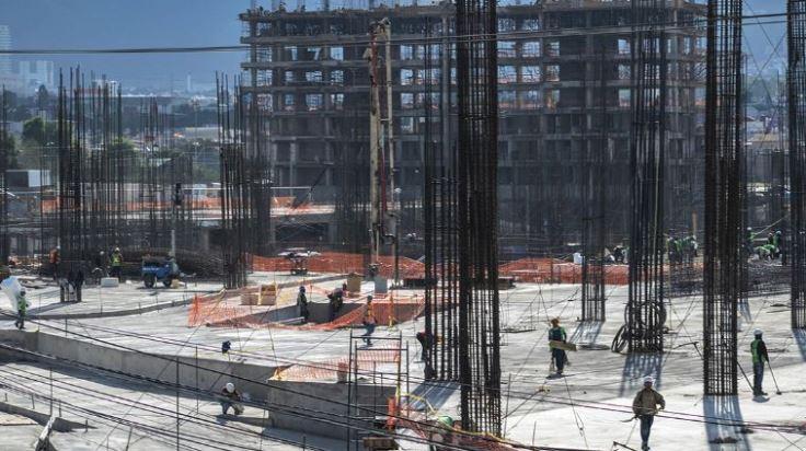 La industria de la construcción en México