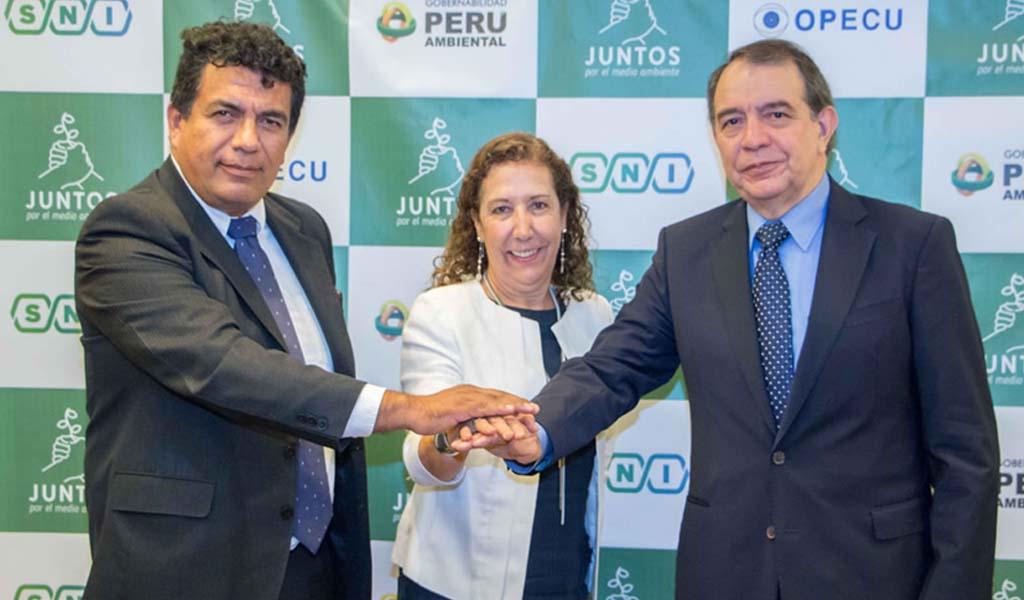 SNI, OPECU y expertos se unen en Juntos por el Medio Ambiente