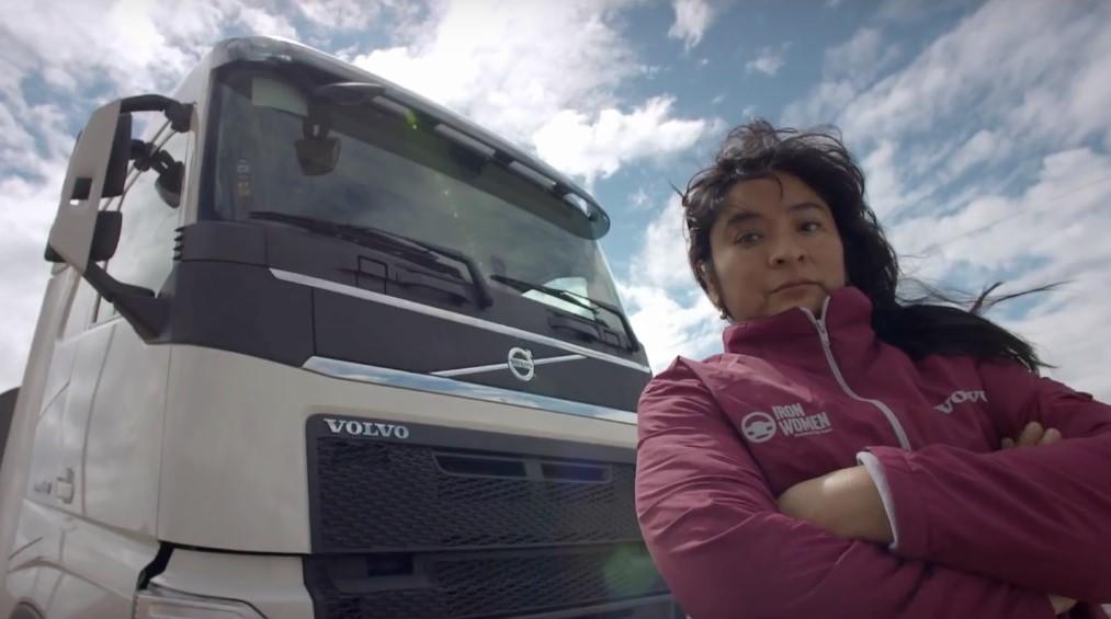 Iron Women: programa capacita conductoras profesionales de camiones en Perú