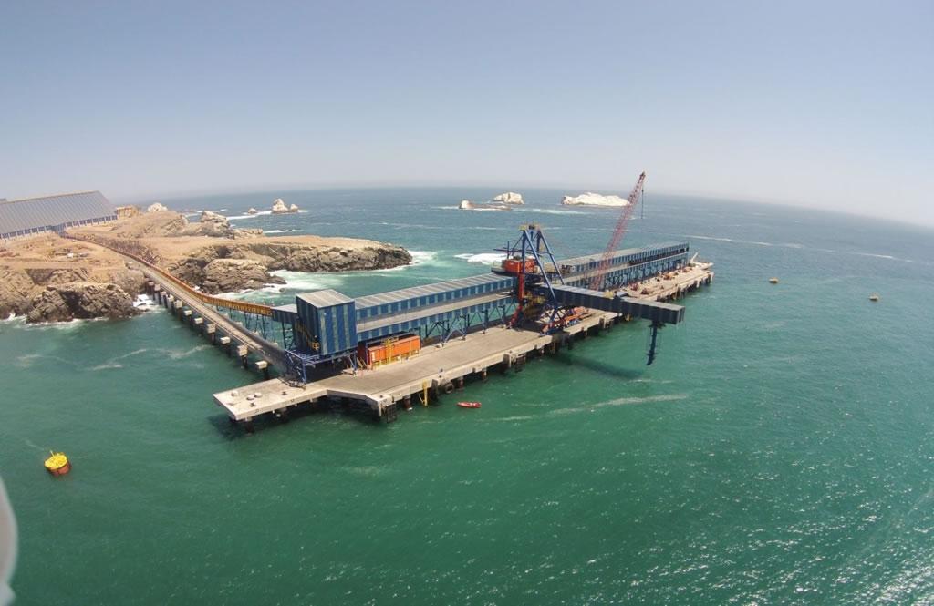 Arequipa: Puerto Sur Perú define en abril inversión de US$ 400 mlls.