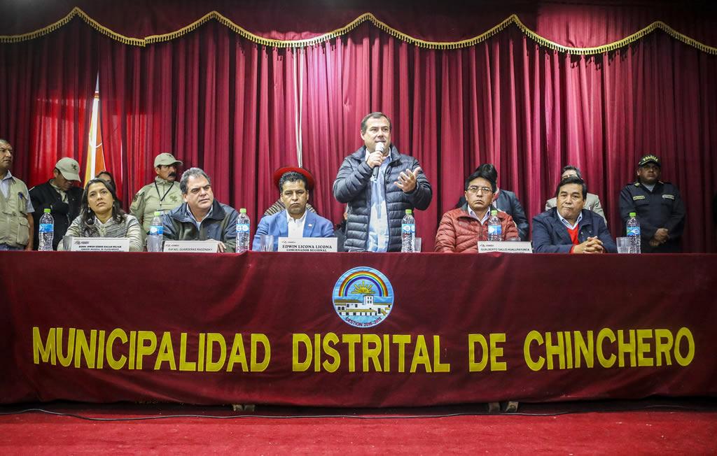 Arbitraje no afectará obras de aeropuerto Chinchero