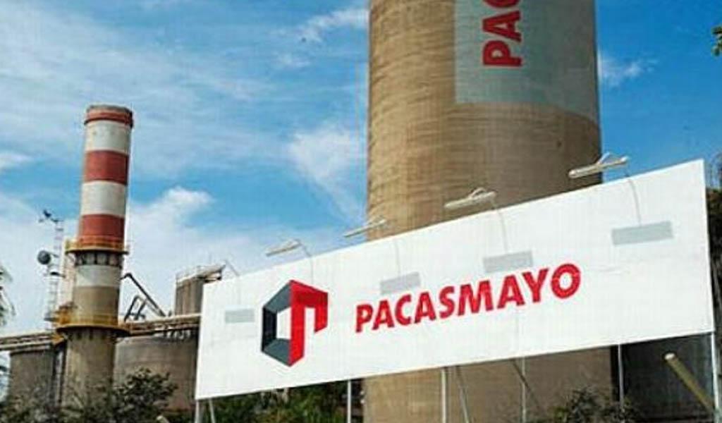 Ganancias de Cementos Pacasmayo cayeron 32,9% en el 2017