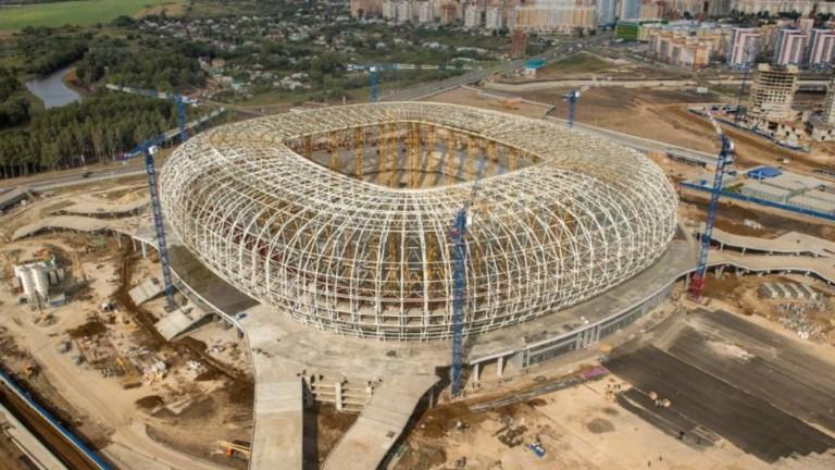 Los estadios donde Perú jugará la fase de grupos del Mundial Rusia 2018