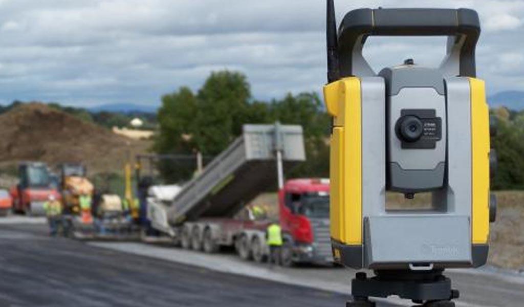 Tecnología para la colocación precisa del asfalto