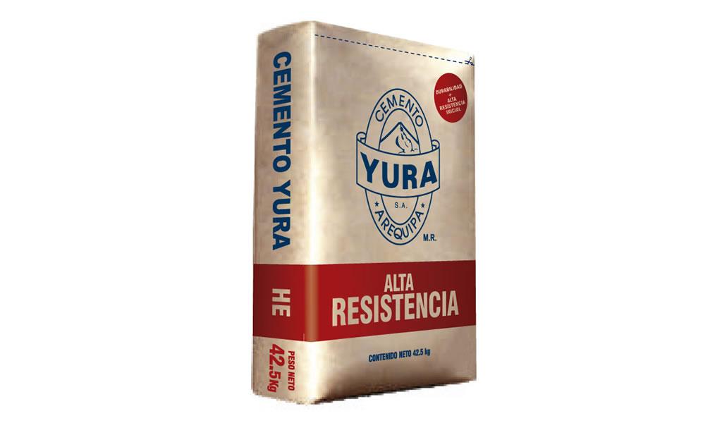 YURA S.A - Tipo HE Cemento Portland.