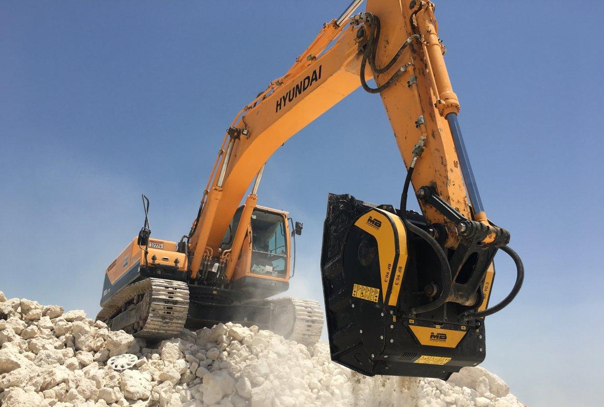 MB CRUSHER, la alternativa para la gestión de residuos de construcción y demolición en Colombia