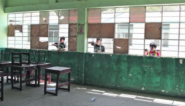 Cuatro colegios de Lambayeque no iniciaron el año escolar por obras inconclusas