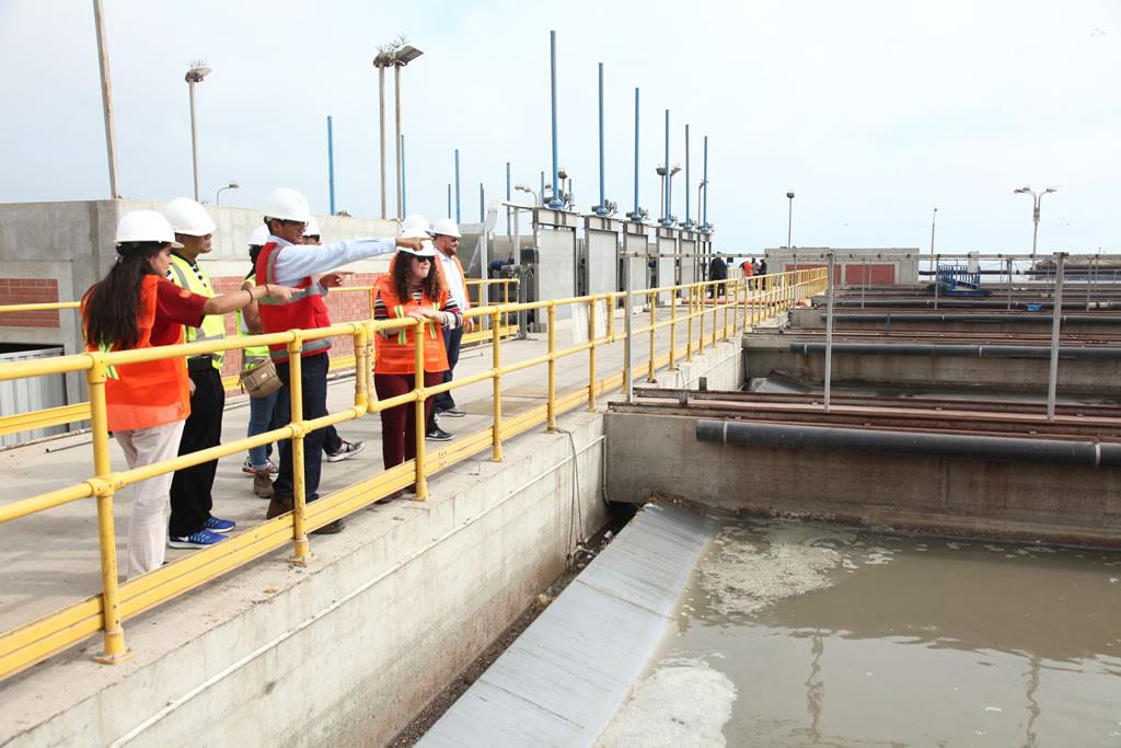 Arequipa recibirá a expertos mundiales en tratamiento y reutilización de aguas residuales