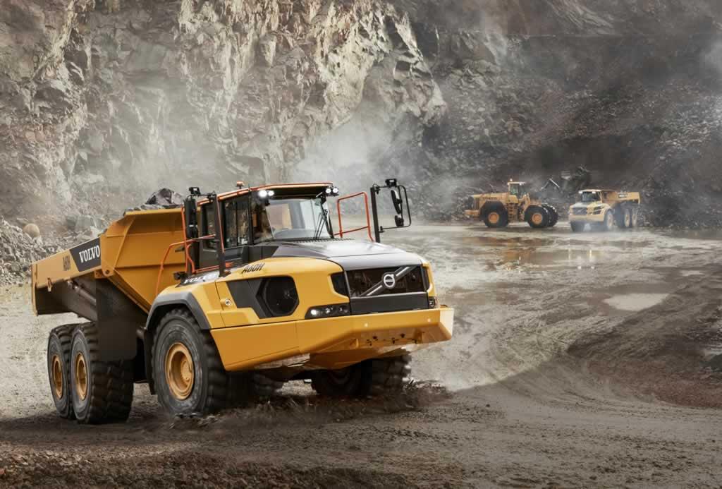 Volvo Construction Equipment expone productos y tecnología en Expoagro