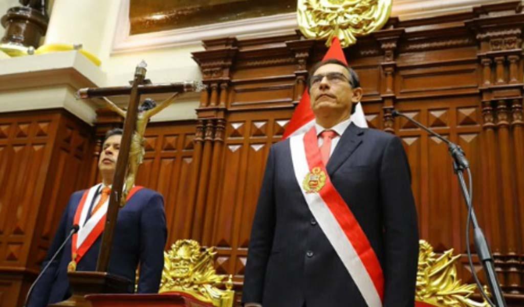 Martín Vizcarra: construcción de infraestructura sostenible será pilar del Gobierno