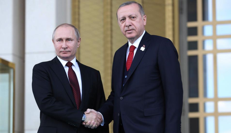 Rusia empieza la construcción de la primera central nuclear de Turquía