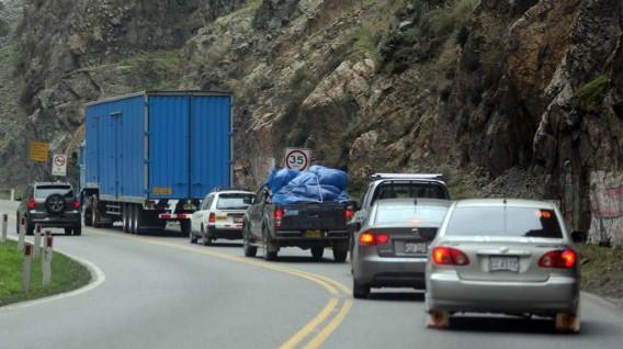 Ejecutivo planea culminar obras de la ruta alterna a la Carretera Central