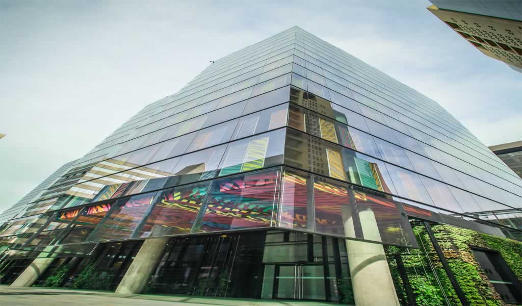 Real 2 es seleccionado como el mejor edificio de oficinas de América Latina