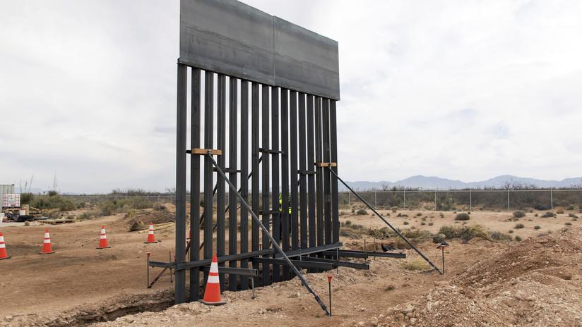 EU inicia construcción de 32 kilómetros de valla en frontera con México
