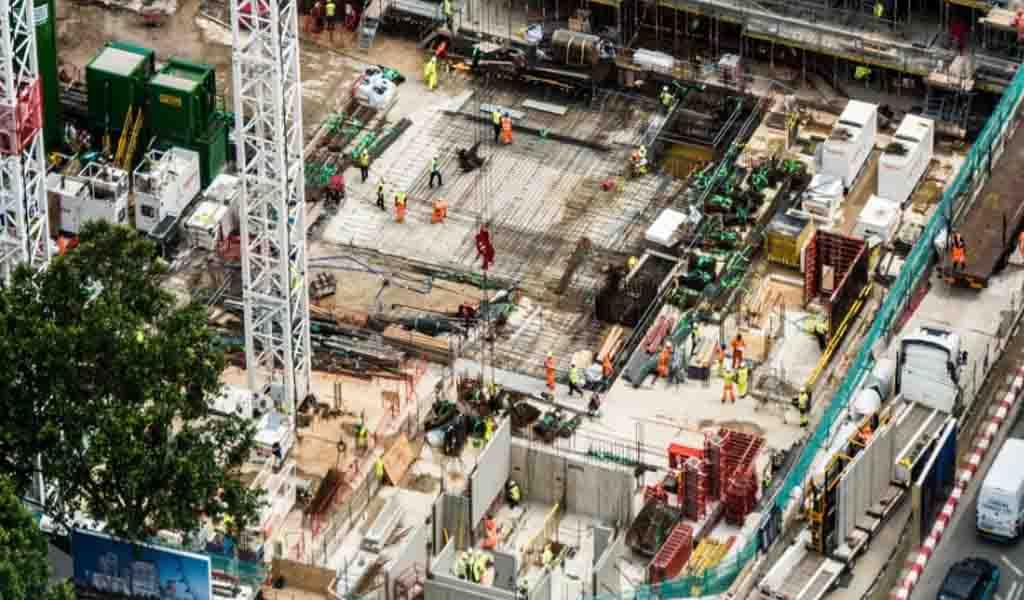 La IA y los drones están siendo usados para controlar los proyectos de construcción