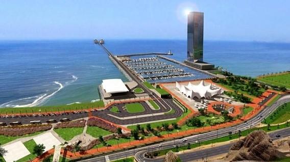 Construirán terminal portuario para cruceros en bahía de Miraflores