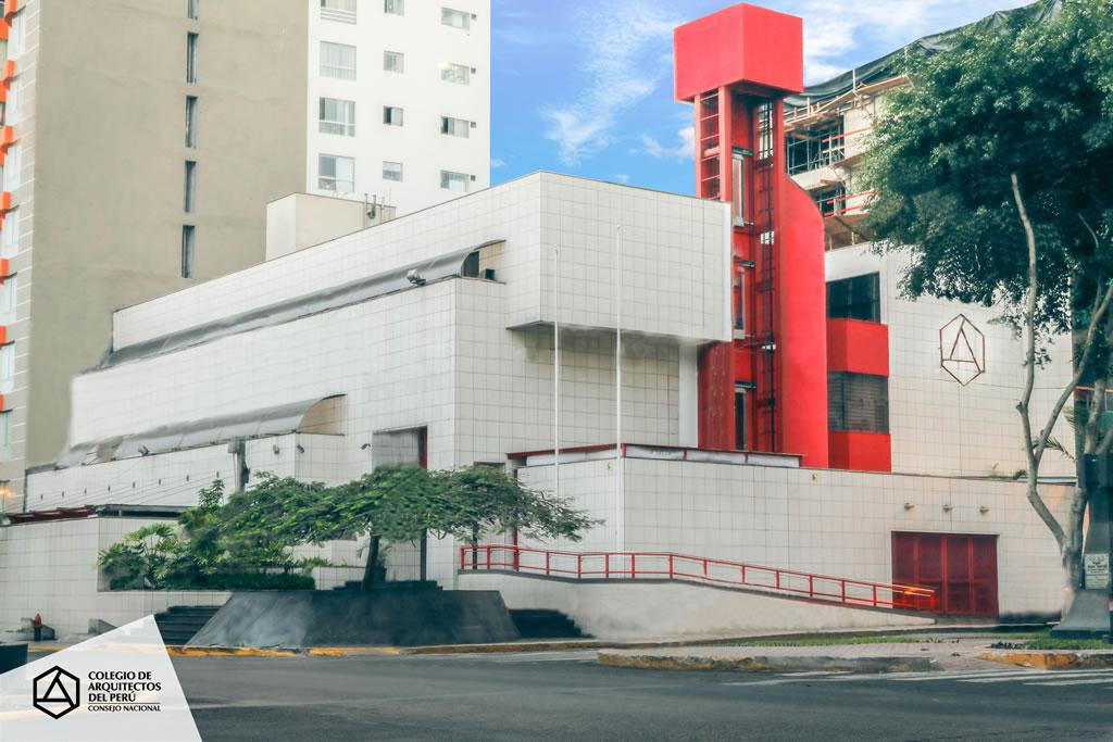 Colegio de arquitectos del Perú: nueva decana regional Lima