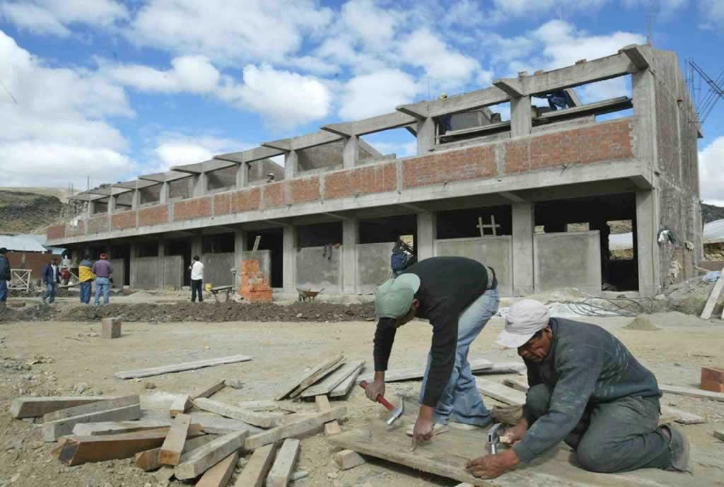 Obras por Impuestos: construyen colegio en menos de 6 meses en Cusco