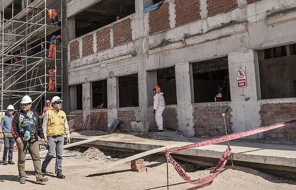 Gobierno nacional garantiza recursos para estas obras de Arequipa