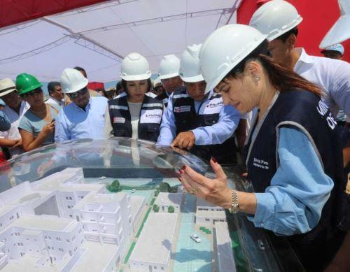 Minsa transferirá S/ 6 millones para construcción y equipamiento de Hospital Regional de Trujillo