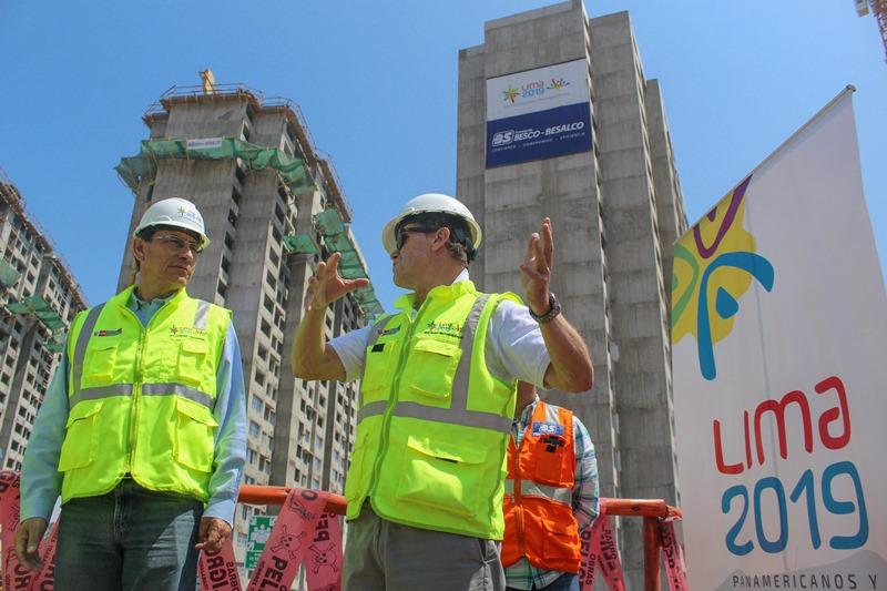 Presidente Vizcarra: Villa Panamericana se convertirá en conjunto habitacional a un costo accesible para la población
