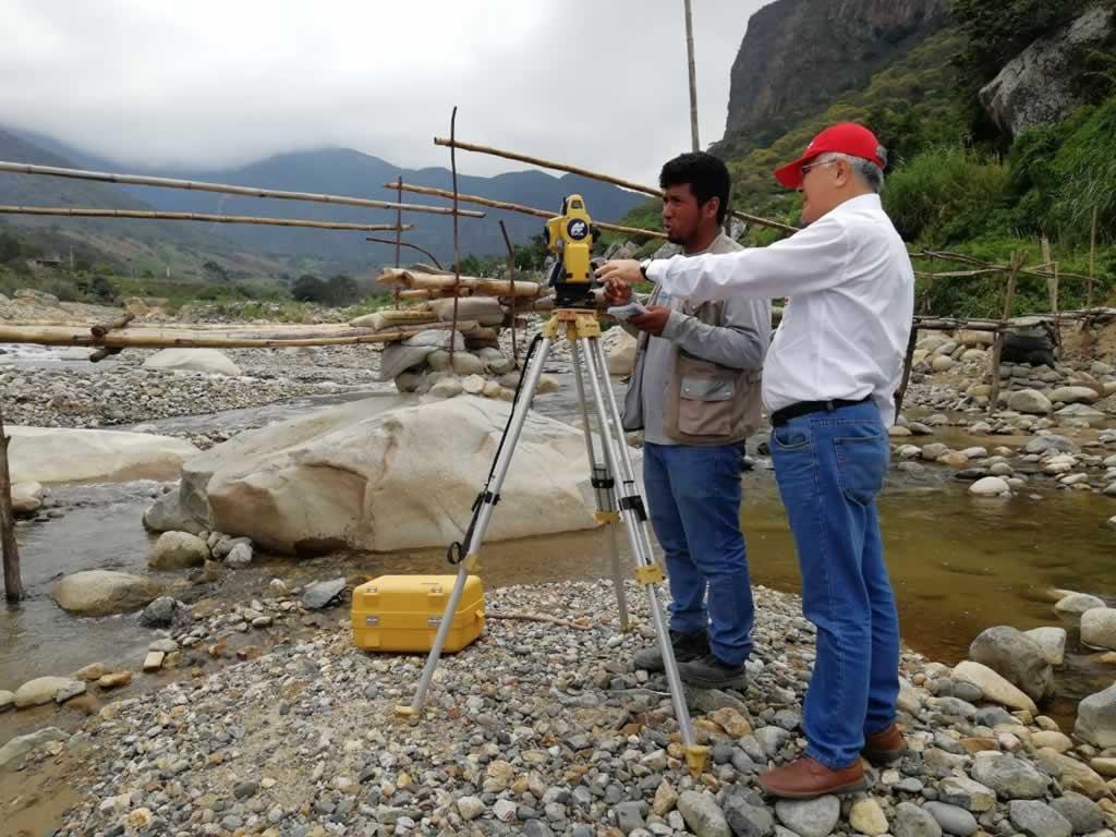 Instalación del puente Laquipampa restablecerá conexión de zonas altoandinas de Lambayeque