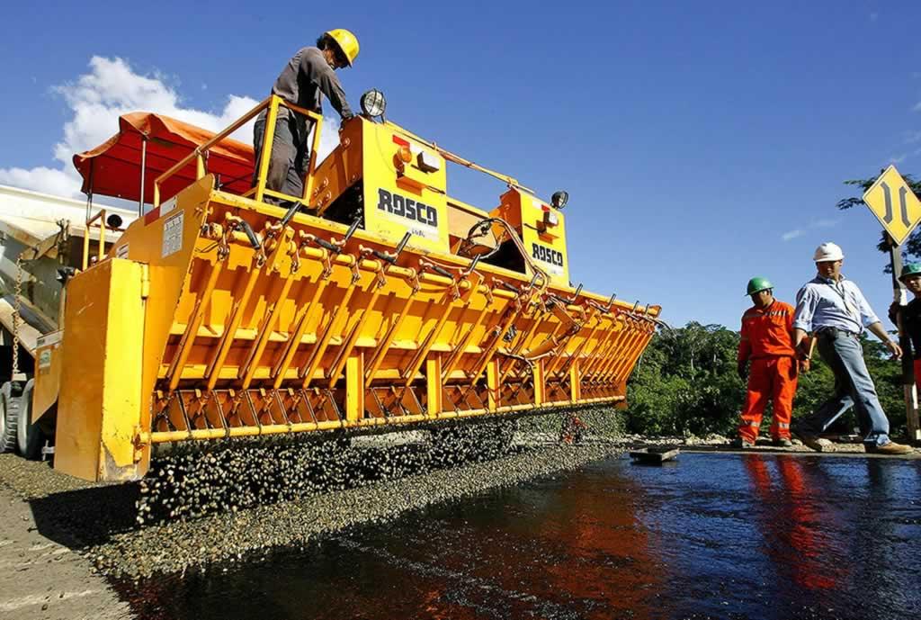 Obras de infraestructura: Cofide afina financiamiento a regiones con canon