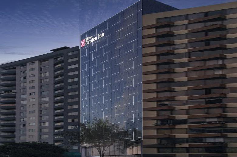 Grupo T&C inició la construcción de su nuevo hotel que operará bajo la marca Hilton