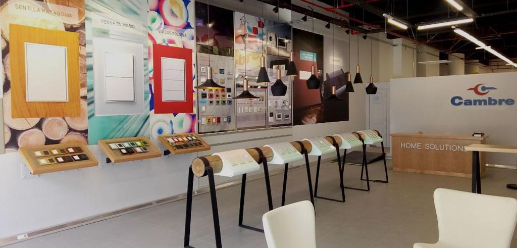 Cambre abrió su primera Tienda Cambre Home Solutions de Latinoamérica