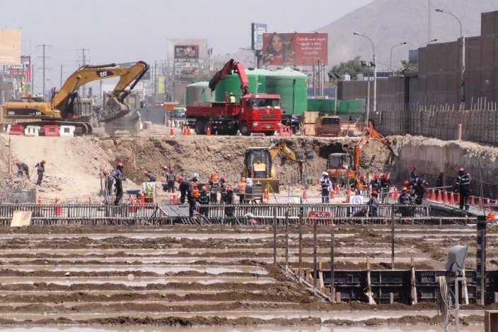 Culminan obras en dos estaciones de la Línea 2 del Metro de Lima